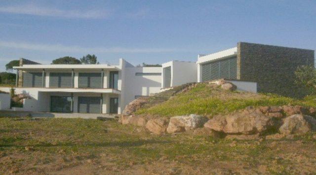 Moradia Unifamiliar – Casal do Sol, Carvoeira – Torres Vedras